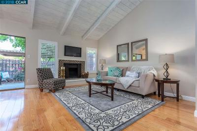 Walnut Creek Condo/Townhouse Back On Market: 507 Jones Pl