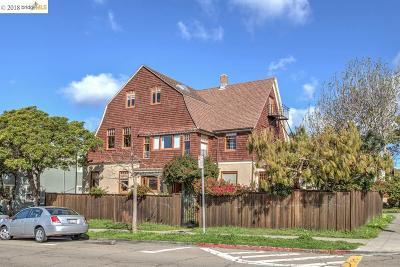 Berkeley Multi Family Home New: 2447 Derby Street