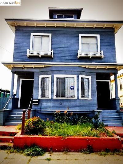 Oakland Multi Family Home New: 5711 Gaskill St