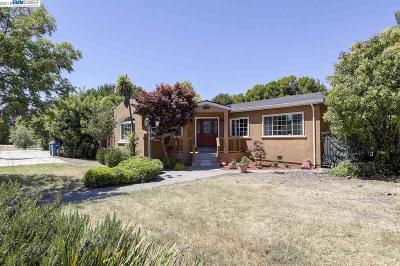 Fremont CA Single Family Home New: $1,399,800