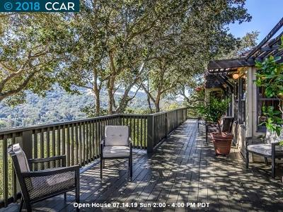 Orinda Single Family Home For Sale: 147 Camino Don Miguel