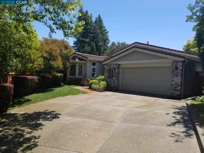 Walnut Creek CA Single Family Home New: $1,249,000