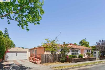 San Leandro Single Family Home For Sale: 690 Dowling Blvd