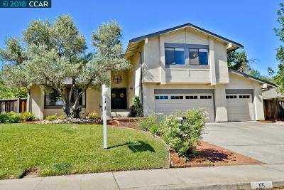 Alameda County, Contra Costa County Single Family Home New: 115 Jeffry Ranch Ct