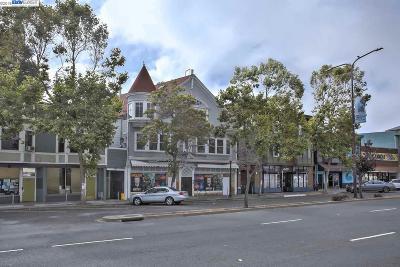 Berkeley Multi Family Home For Sale: 3228 Adeline St