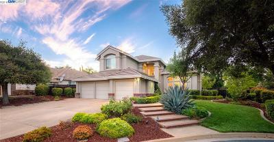 Pleasanton CA Single Family Home For Sale: $1,515,000