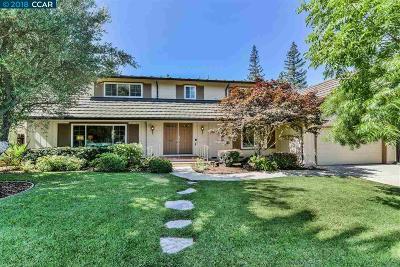 Walnut Creek Single Family Home For Sale: 589 Walnut Ave