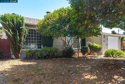 San Lorenzo Single Family Home For Sale: 872 Via Manzanas