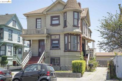 Multi Family Home For Sale: 812 6th Ave