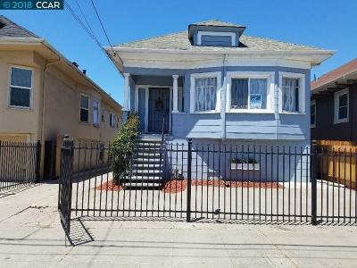 Single Family Home For Sale: 2841 Linden St.