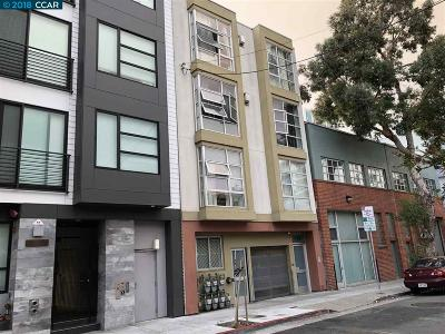 San Francisco Condo/Townhouse For Sale: 466 Clementina St #2