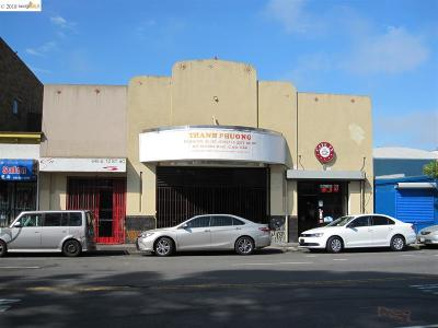 Commercial Price Change: 647 E 12th Street