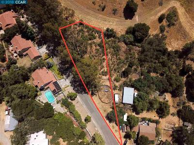 Martinez Residential Lots & Land For Sale: Vine Hill Way