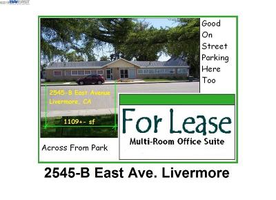 Commercial Lease For Lease: 2545-B East Avenue