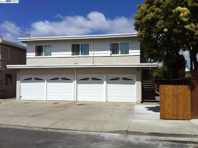 Castro Valley Multi Family Home For Sale: 2790 Ganic St