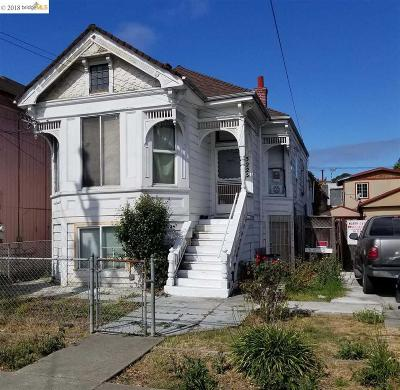 Oakland Multi Family Home For Sale: 3225 Helen