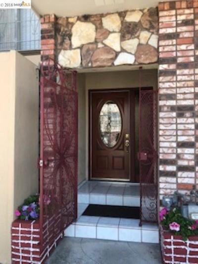 San Francisco Single Family Home For Sale: 1143 Gilman Ave