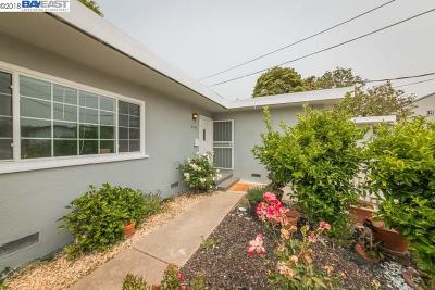 El Sobrante Multi Family Home For Sale: 4141 Barranca St