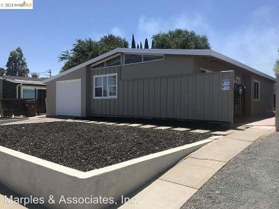 Contra Costa County Rental For Rent: 18 Bryan Ave
