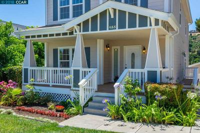 Crockett Single Family Home For Sale: 455 Edwards St