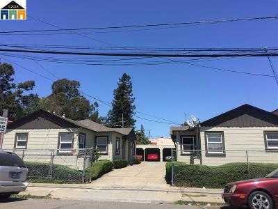Oakland Multi Family Home For Sale: 2904 E 27th St