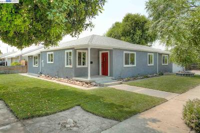 Livermore Single Family Home For Sale: 1879 Locust St
