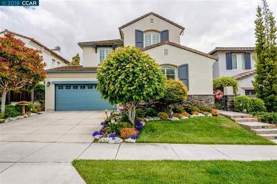 San Ramon CA Single Family Home For Sale: $1,325,000