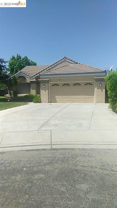 Oakley Single Family Home For Sale: 93 Galleron Ct