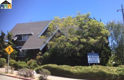 Oakland Multi Family Home For Sale