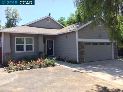 Concord Rental For Rent: 3436 Wren Ave