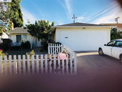Fremont Single Family Home For Sale: 40559 Verne Street