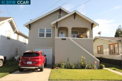Rodeo Single Family Home For Sale: 725 Mariposa