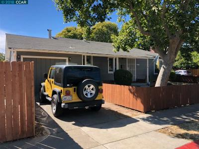 Concord Single Family Home For Sale: 1299 San Carlos Ave