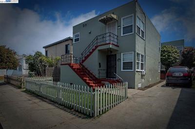 Berkeley Multi Family Home For Sale: 2925 Stanton Street
