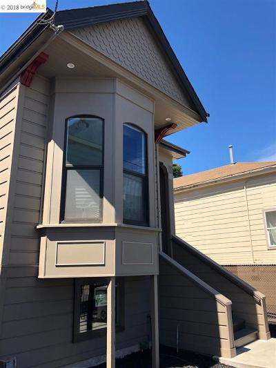 Single Family Home For Sale: 923 24th St
