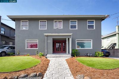 Oakland Multi Family Home For Sale: 1007 Macarthur Blvd