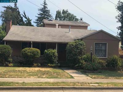 Castro Valley Single Family Home Pending Show For Backups: 18784 Sandy Rd.