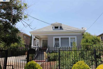 Oakland Single Family Home New: 3045 Pleitner Ave