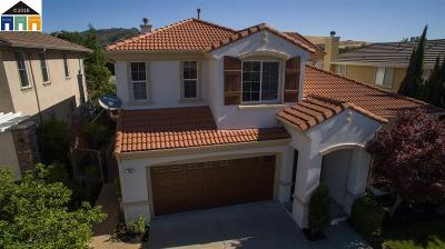 San Ramon Single Family Home Contingent: 756 Pradera Way