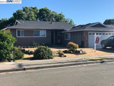 Hayward Single Family Home For Sale: 1958 Osage Ave