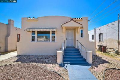 Oakland Single Family Home For Sale: 2678 Ritchie St