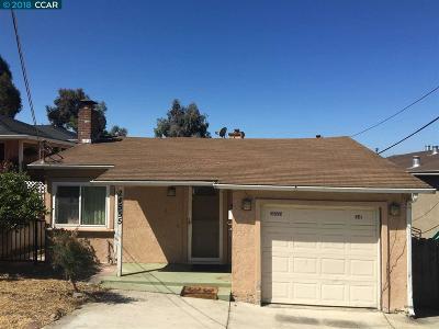 Hayward Single Family Home New: 24555 Margaret Drive