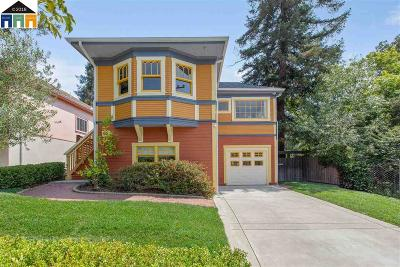 Oakland Single Family Home For Sale: 62 Montell St