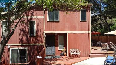 El Sobrante Single Family Home For Sale: 5628 Circle Drive