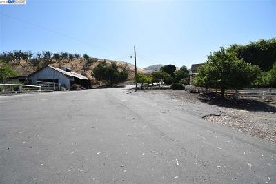 Fremont Residential Lots & Land New: 42200 Vargas Rd