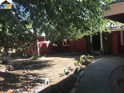 El Sobrante Single Family Home New: 5511 San Pablo Dam Rd