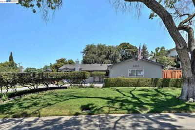 Fremont Single Family Home For Sale: 3161 Middlefield Ave