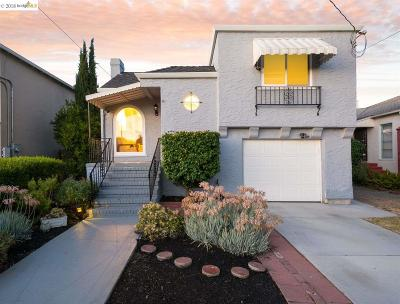San Leandro Single Family Home New: 528 Pershing Dr