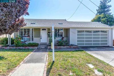 San Lorenzo Single Family Home Back On Market: 1420 Via Lucas