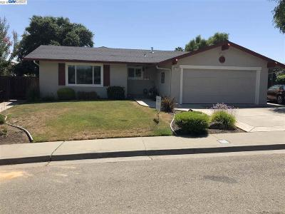Pleasanton Single Family Home New: 5700 San Luis Ct